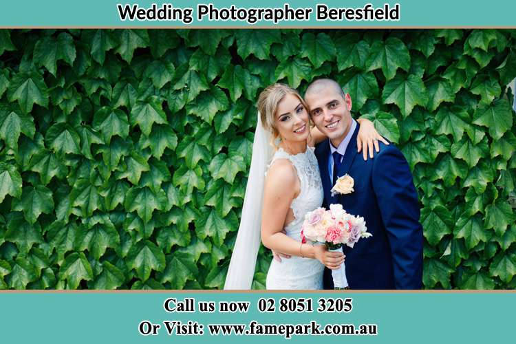 Photo of the Bride and the Groom Beresfield NSW 2322