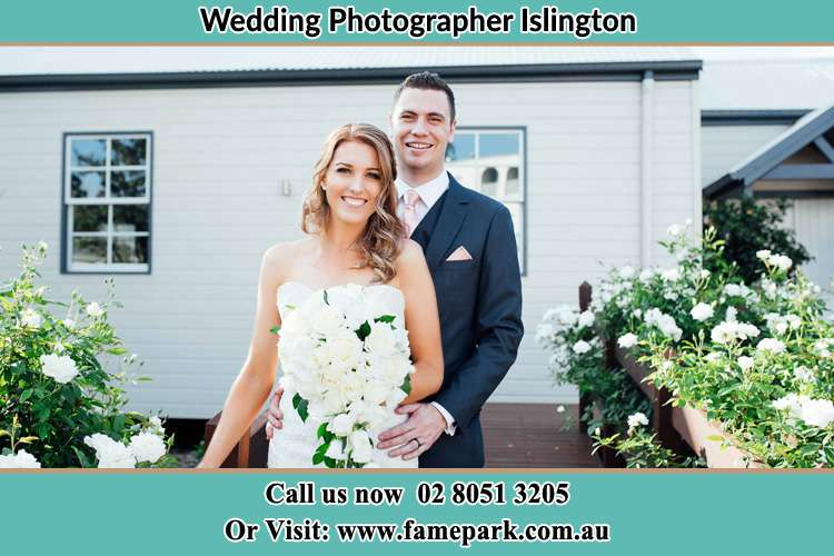 Photo of the Bride and the Groom Islington NSW 2296
